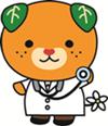愛媛県イメージアップキャラクター みきゃん