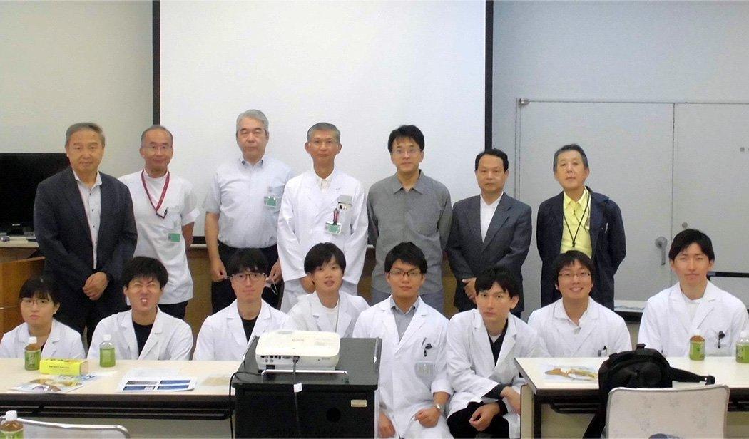 愛媛県立南宇和病院見学ツアー