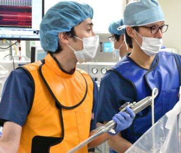 TAVI(TAVR)専門施設を取得-3